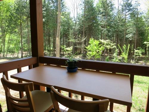 森のカフェ『 L\'PIC』ル・ピック ❤ モーニングプレート♪<閉店>_f0236260_221027100.jpg