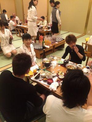 宴会編だぜ〜‼︎_e0166762_22513652.jpg