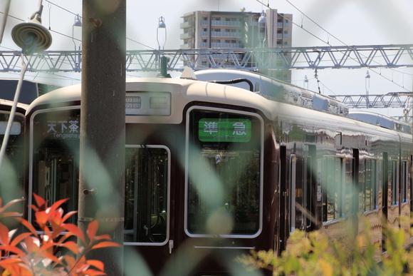 阪急正雀レポ 1300系 堺筋線_d0202264_21505346.jpg