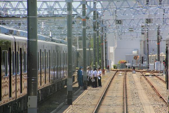 阪急正雀レポ 1300系 堺筋線_d0202264_21515474.jpg