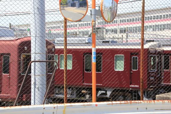阪急正雀レポ 1300系 堺筋線_d0202264_21534884.jpg