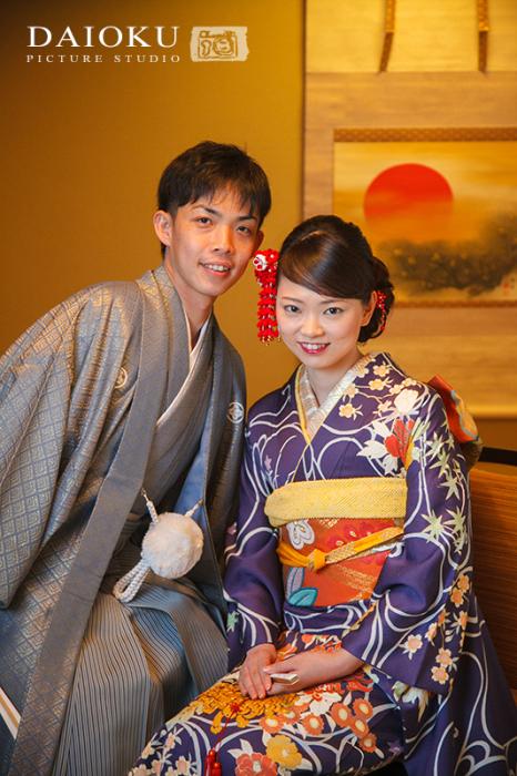 結婚式の前撮り 料亭にて_c0224169_08552566.jpg