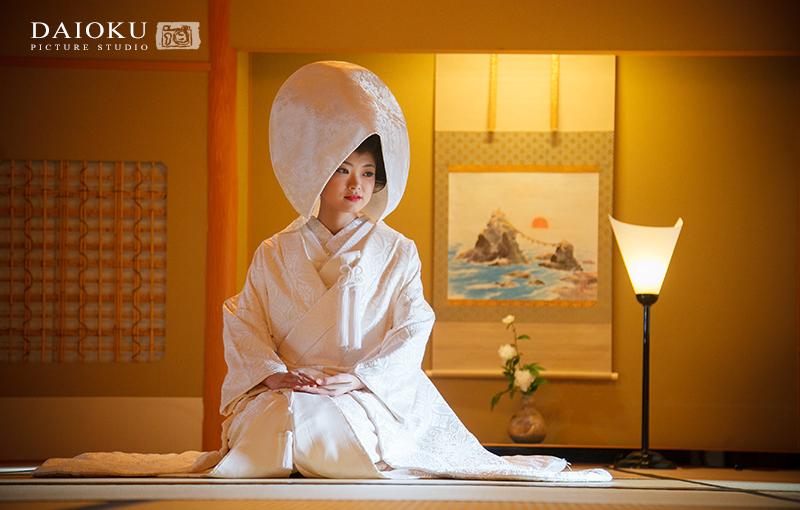 結婚式の前撮り 料亭にて_c0224169_08552592.jpg