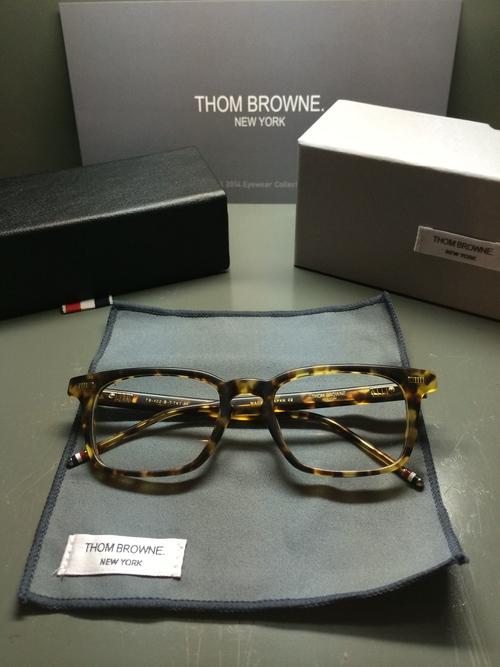 """THOM BROWNE., UE & Shwood ... Stylish \""""EYE WEAR\""""_c0079892_1581295.jpg"""