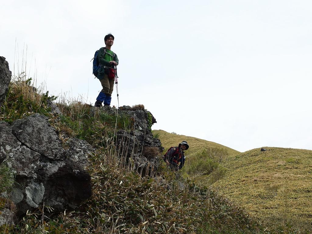 稀府岳と伊達紋別岳、5月18日-速報版-_f0138096_2153313.jpg