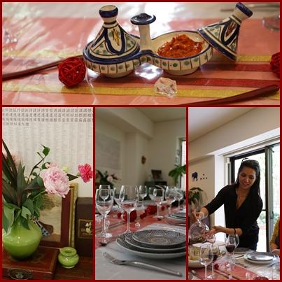 b0184104 1952209 - 生徒さんのブログから:「モロッコ料理 レッスン お料理編」