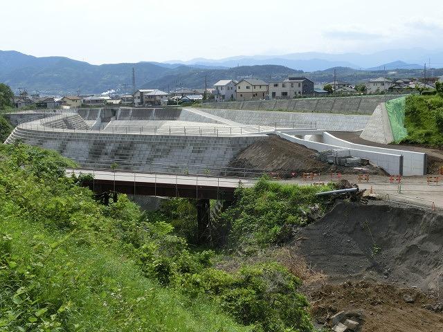 水害防止はハード、ソフトの両面から! 富士市水防訓練_f0141310_7352511.jpg