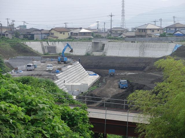 水害防止はハード、ソフトの両面から! 富士市水防訓練_f0141310_735945.jpg