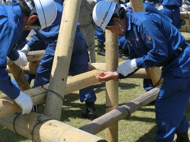 水害防止はハード、ソフトの両面から! 富士市水防訓練_f0141310_738273.jpg