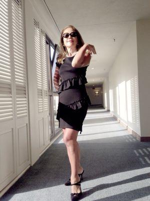 無敵のリトルブラックドレス!@レジィーナロマンティコ_f0215324_12243457.jpg