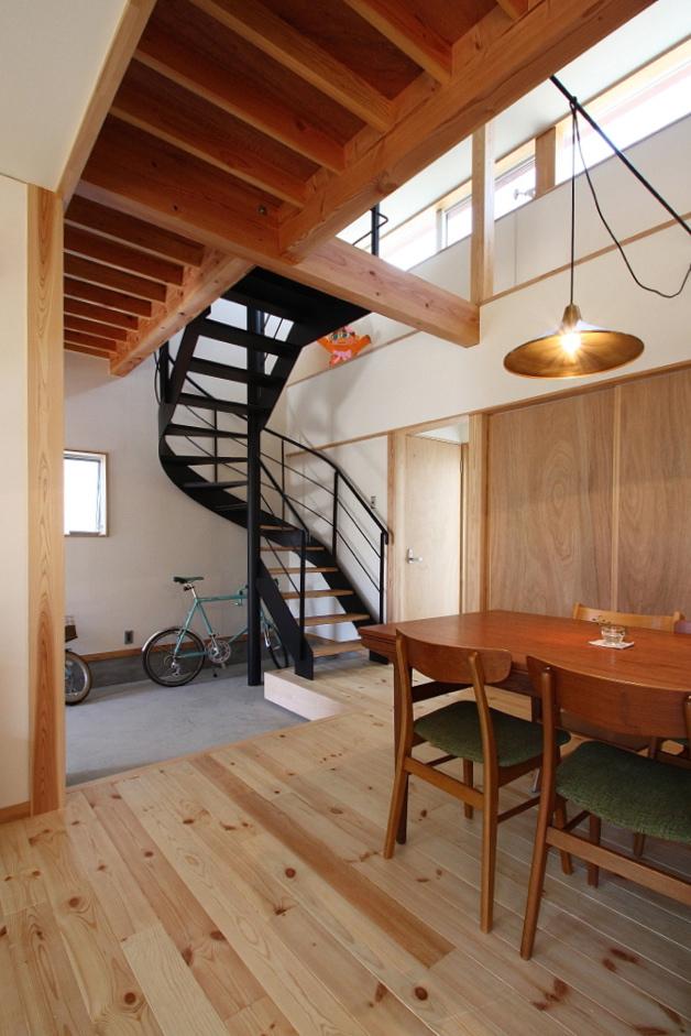 暮らしの見えるオープンハウス T-House編_f0165030_7505281.jpg