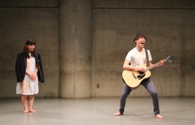 ダンスとコント劇がぎっしり詰まった「lulu」公演終わる_d0178431_20182261.jpg