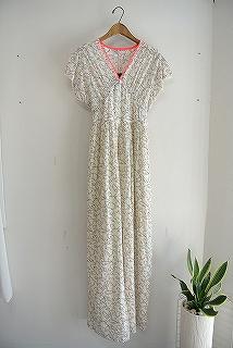 Cotton dress♪_a0159045_12051427.jpg
