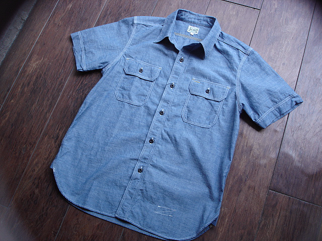 NEW : JELADO [Murrayhill Shorts] & [S/S Chambray Shirts] !!_a0132147_1510392.jpg
