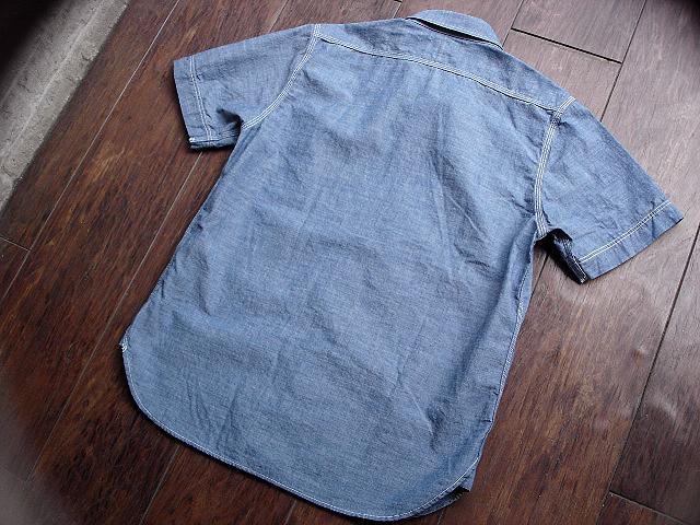 NEW : JELADO [Murrayhill Shorts] & [S/S Chambray Shirts] !!_a0132147_1583528.jpg