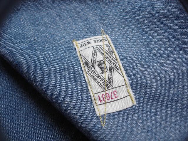 NEW : JELADO [Murrayhill Shorts] & [S/S Chambray Shirts] !!_a0132147_1584086.jpg