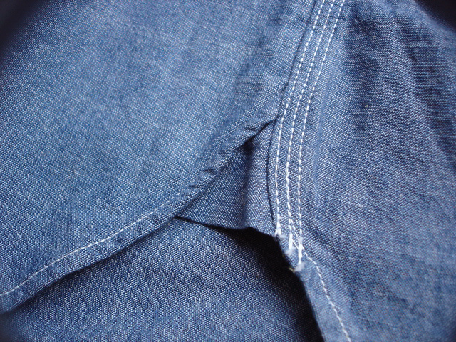 NEW : JELADO [Murrayhill Shorts] & [S/S Chambray Shirts] !!_a0132147_1585161.jpg