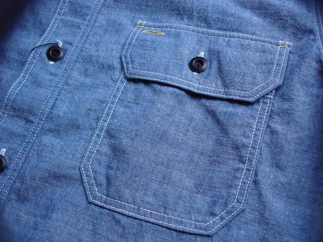 NEW : JELADO [Murrayhill Shorts] & [S/S Chambray Shirts] !!_a0132147_1591840.jpg