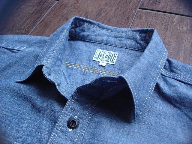 NEW : JELADO [Murrayhill Shorts] & [S/S Chambray Shirts] !!_a0132147_1594856.jpg