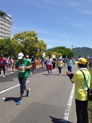 清流マラソン♪_d0220957_9134415.jpg