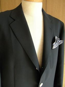 夏のビジネススタイル「COOL BIZ」には「アンコンスーツ」だね! 編_c0177259_2151061.jpg