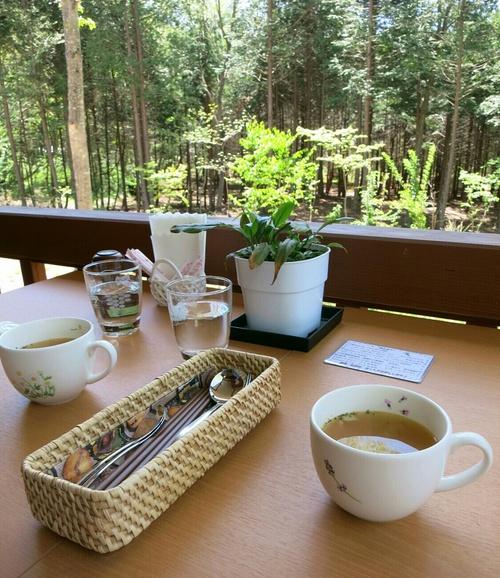 森のカフェ『 L\'PIC』ル・ピック ❤ モーニングプレート♪<閉店>_f0236260_0421737.jpg