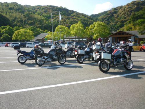 ツーリングクラブ・KMCのツーリング 四国カルスト _e0254365_17243270.jpg