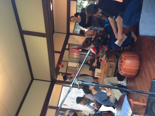 Monthly Session in 葉山 Kubu Suria!_b0153493_18335986.jpg