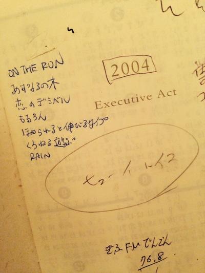 10年前のスケジュール。_f0182998_22172940.jpg