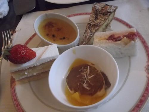 ウェスティンホテル東京 ザ・テラス ワールドチョコレートデザートブッフェ_f0076001_0611.jpg