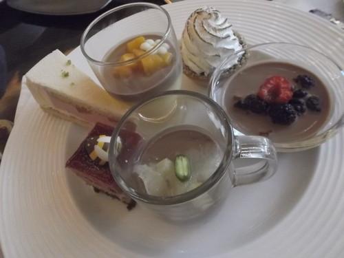 ウェスティンホテル東京 ザ・テラス ワールドチョコレートデザートブッフェ_f0076001_061672.jpg