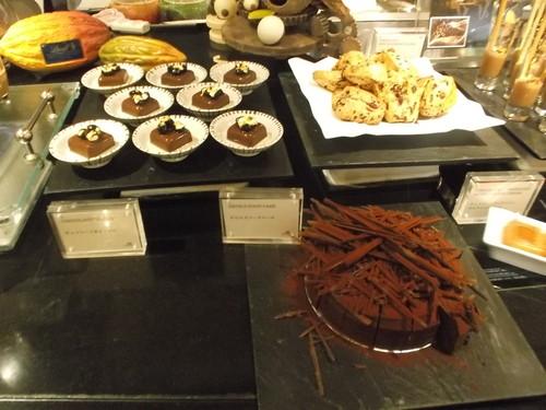 ウェスティンホテル東京 ザ・テラス ワールドチョコレートデザートブッフェ_f0076001_095252.jpg