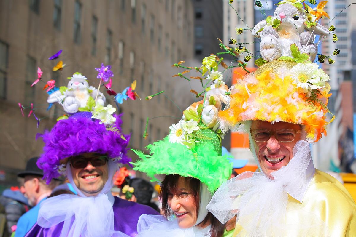 ニューヨークイースターパレード2014 Vol2_a0274805_23284774.jpg