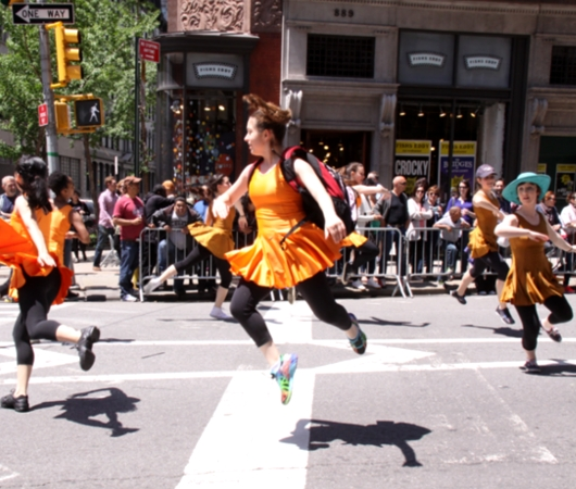 ダンス・パレード New York Dance Parade 2014_b0007805_082620.jpg
