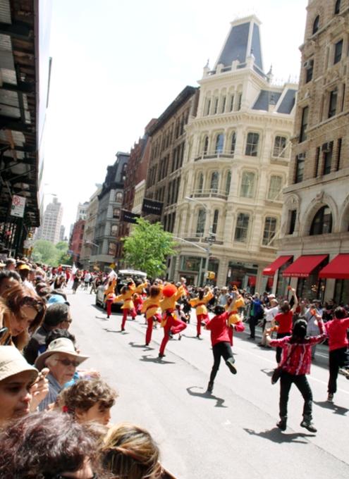 NYダンス・パレード特集:ダンスへの情熱編_b0007805_105540100.jpg