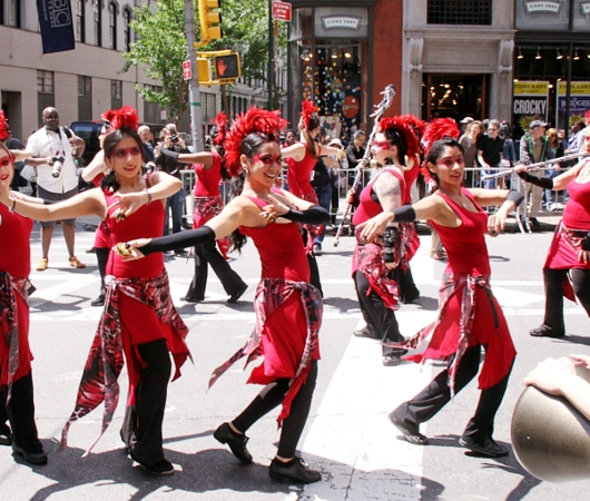 NYダンス・パレード特集:ダンスへの情熱編_b0007805_105626100.jpg