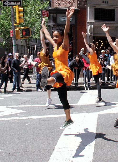 NYダンス・パレード特集:ダンスへの情熱編_b0007805_11182289.jpg