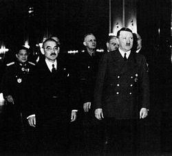 1941年ヒトラー総統、松岡洋右外相訪独を大歓迎!:真実の歴史がいま蘇る!?_e0171614_8543129.jpg