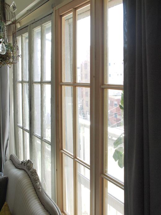 窓枠DIYと、久しぶりのお出かけ♪_e0172847_8322680.jpg
