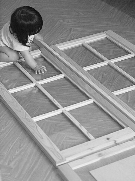 窓枠DIYと、久しぶりのお出かけ♪_e0172847_9272026.jpg