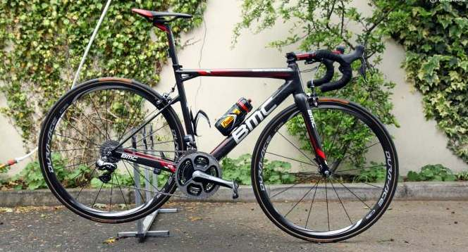 BMC 「Teammachine SLR01」 カデ...
