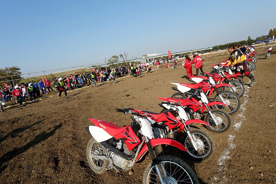 Hondaオフロードミーティング_e0114857_093139.jpg