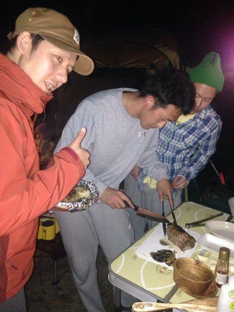 楽しかったG.W.のキャンプ〜Vol.4_a0239065_154136.jpg