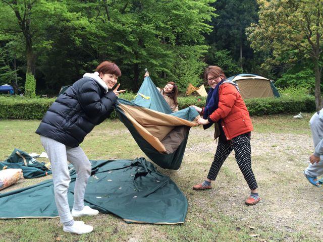 楽しかったG.W.のキャンプ〜Vol.4_a0239065_1553412.jpg