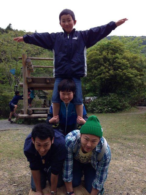 楽しかったG.W.のキャンプ〜Vol.4_a0239065_1553780.jpg