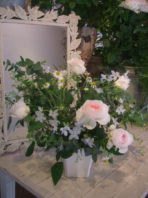 オークリーフ花の教室(遠藤さんの作品)_f0049672_15413142.jpg