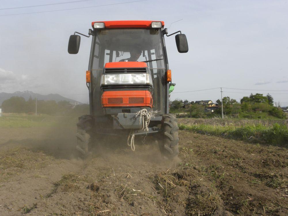 夏蕎麦の種蒔きがスタートです・・・。_b0329588_19364622.jpg