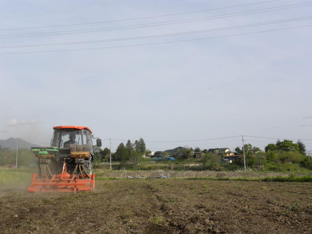 夏蕎麦の種蒔きがスタートです・・・。_b0329588_19392092.jpg