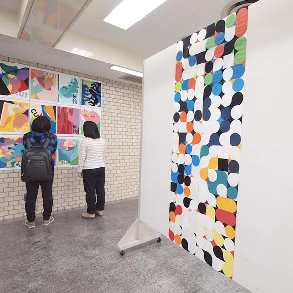 5週目は色彩構成の講評/デザイン・工芸科 私大コース_f0227963_9185929.jpg
