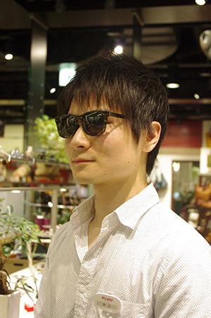 Micedraw Tokyoのハイブリッドサングラス_e0267277_21042895.jpg